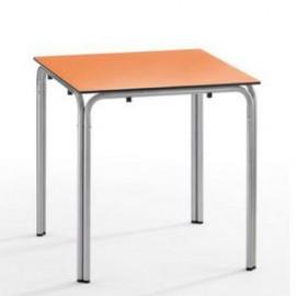 Mesa compact Apilable 70x70
