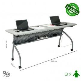 Mesa plegable office