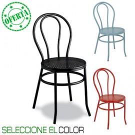 Silla asiento de rejilla M105 [3 colores]