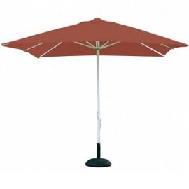 Parasol de Terraza A1 -  3 x 3 mts  Burdeos