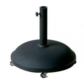Pie para Parasol Siro-35 kgs con ruedas